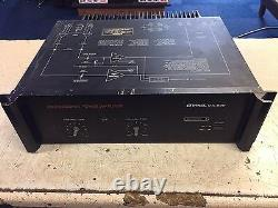 Inkel Ma-920 Professional Power Amplifier 900w Rms Amp Spares Or Repairs
