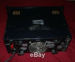 Jbl Urei 6290 Dual Monoral Professional Power Amplifier-1200w-very Nice