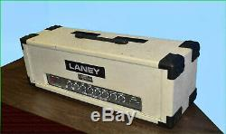 LANEY Pro-Tube Lead 100 AOR Series 100W Amplifier, 20 Anniversary Edition #3