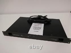 Lab. Gruppen E 122 2 x Channel Pro Audio Amplifier 1200 Watts #115LM