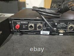 MC2 MC750 2650 Watt Professional Stereo Power Amplifier