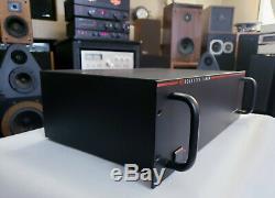 MTX Soundcraftsmen A400 Pro Power Amplifier 205wpc Mosfet