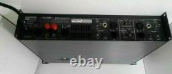 Mackie Professional M-1400 Fast Recovery Series Power Amplifier Excellent LkNew