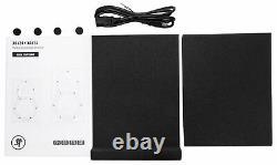 Mackie XR824 8 Powered Active Pro Studio Monitor Speaker withClass D Amplifier