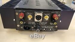 Monarchy Audio SM70 Pro Class A stereo amplifier With OEM box & cables