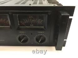 NON-WORKING Yamaha P-2200 Professional 2-channel Power Amplifier