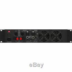 New Behringer KM1700 Professional 1700W Stereo Power Amplifier Make Offer