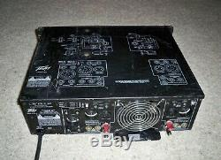 Peavey CS 800X Professional Stereo Power Amplifier Made in USA