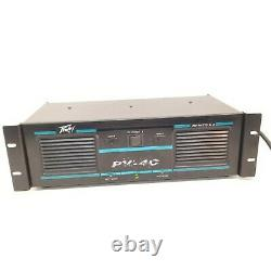 Peavey PV-4C Professional Stereo Power Amplifier 250 Watts X 2 Made in USA