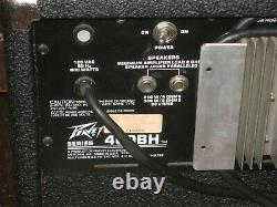Peavey XR-600B Pro Serviced Powered Mixer Solid State Amplifier USA Loudness