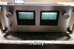 Pioneer Spec-4 Flagship Power Amplifier Fully Pro Restored Near Mint