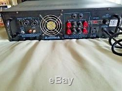 Power Amp, Pyle Pro Pt 2000 Rack Mount