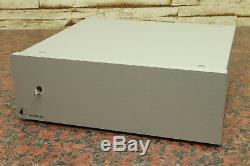 Pro-Ject AMP BOX RS weiße Stereo Endstufe Verstärker Power Amp White 360W