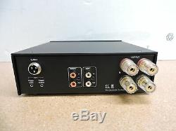 Pro-Ject Amp Box DS2 Ultra Compact Power Amplifier (Black)