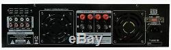 Professional 4000 Watts Hybrid Amplifier / Pre-Amplifier / Receiver MU-H4000BT