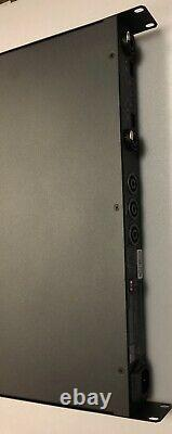 Professional Carver ZR500 Power Amplifier (NEW) Old School (RARE)