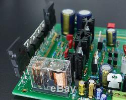 Professional Hi-End Non-NFB Power Amplifier Stereo HiFi Amp 250W@4ohm