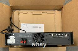 QSC Audio Products MX1500A Professional Stereo Power Amplifier Amp BRAND NEW
