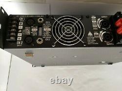 QSC Audio Professional Power Amplifier RMX 1450 1400W 2 Channel EUC (A)
