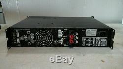 QSC Audio Professional Power Amplifier RMX 850