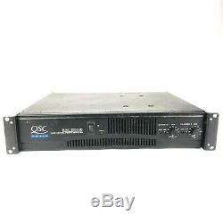 QSC Audio RMX 1850HD Professional Rack Mount Power Amplifier Tested Working