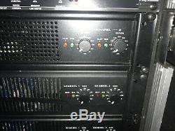 QSC Audio RMX 850 Professional Power Amplifier