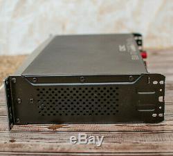 QSC GX5 Pro Power Amplifier 2RU (500W per Channel at 8 Ohms) ships FAST