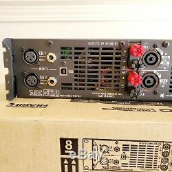 QSC GXD8 4500W Class D Professional Power Amplifier