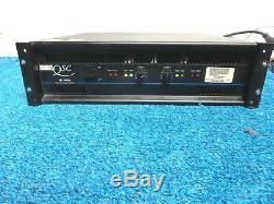 QSC MX 2000A Pro Stereo 2 Channel 650w Dual Power Amplifier