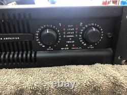 QSC PL340 PowerLight 3 800 Watt Professional Power Amplifier