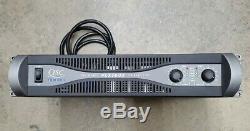 QSC PLX 1602 Power Amplifier Pro Audio