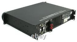 QSC PLX-1602 Pro Power Amplifier 300-WATTS/CH @ 8 OHMS + Box & Manual