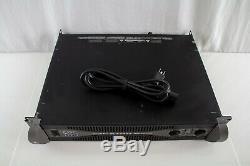 QSC PLX 2402 Professional Power Amplifier 2400 Watts