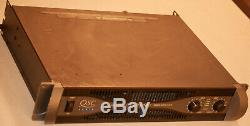 QSC PLX1202 1200 watt professional Power Amplifier