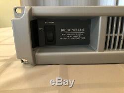QSC PLX1804 Professional 1800 Watt Power Amplifier