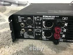 QSC PLX3102 Pro Power Amplifier/3100 Watts/Used/Please See Pictures