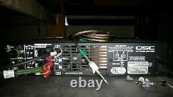 QSC PLX3602 Professional Power Amplifier 2-channel
