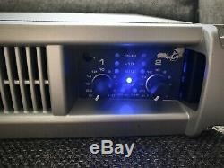 QSC PLX3602 with NEW AMP MODULE Professional Power Amplifier 2-channel 3600 WATT