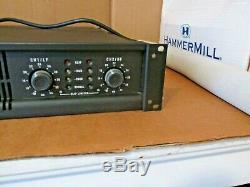 QSC Power Light 1.5 Professional Amplifier
