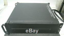QSC PowerLight 4.0 Pro 2-Ch Power Amplifier PL4.0 900WPC @8 OHMS