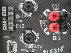 QSC PowerLight 4.0 Pro Power Amplifier PL4.0 4000 Watts Audio Professional