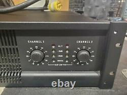 QSC PowerLight 4.0 Stereo Power Amplifier PL4.0 4000 Watts Audio Professional