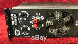 QSC Powerlight 3.4 2-Ch 3400W Audio Professional Power Amplifier Rack Mountable