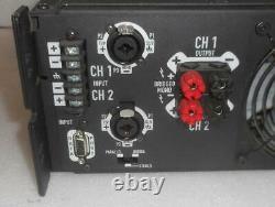 QSC Powerlight 4.0 PL4.0 4000W 2-Channel Professional Amplifier