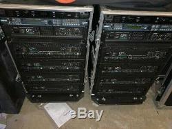 QSC Powerlight 6.0 PFC 6000 Watt Power Factor Corrected Professional Amplifier