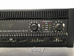 QSC Powerlight 6.0 Professional Amplifier 6000w