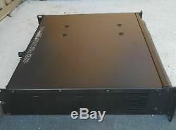 QSC RMX 2450 2 CHANNEL PRO POWER AMPLIFIER RACK MOUNT Works Great Guaranteed