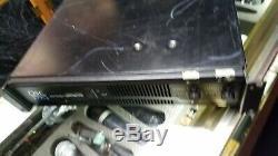 QSC RMX 2450 2 Channel Professional Power Amplifier (parts or repair)