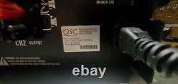 QSC RMX 4050HD Dual Mono Supply Professional Power Amplifier READ DESCRIPTION
