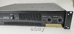 QSC RMX 850 Pro Audio 2-channel Power amplifier. Tested and Working